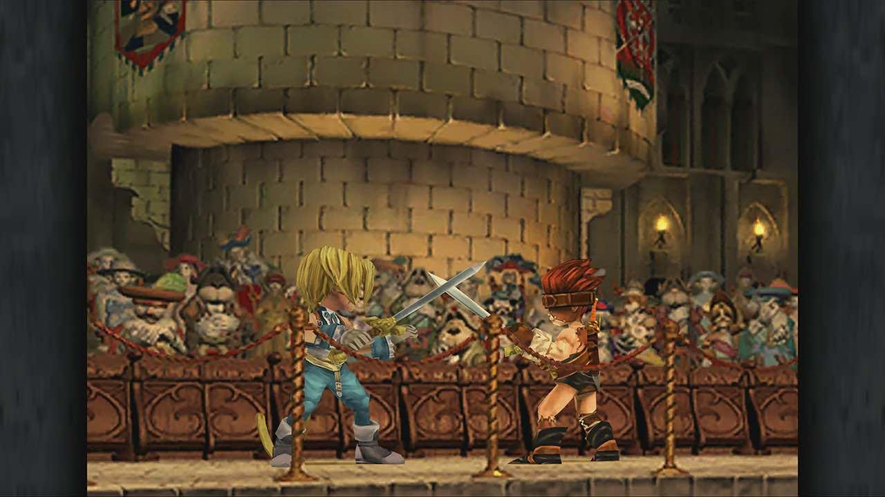 Final Fantasy IX Switch-2