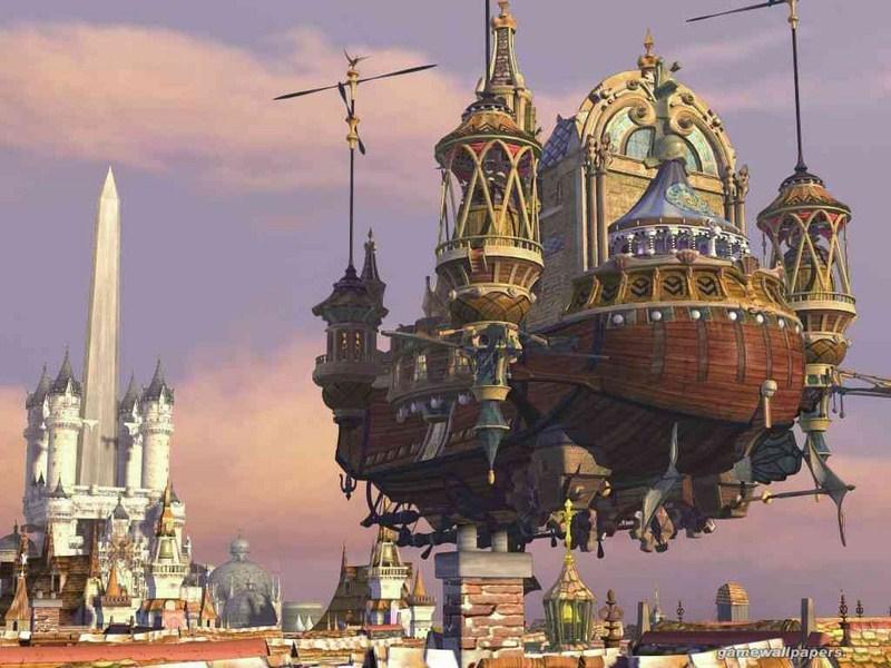 Final Fantasy IX - Squaresoft (2000)