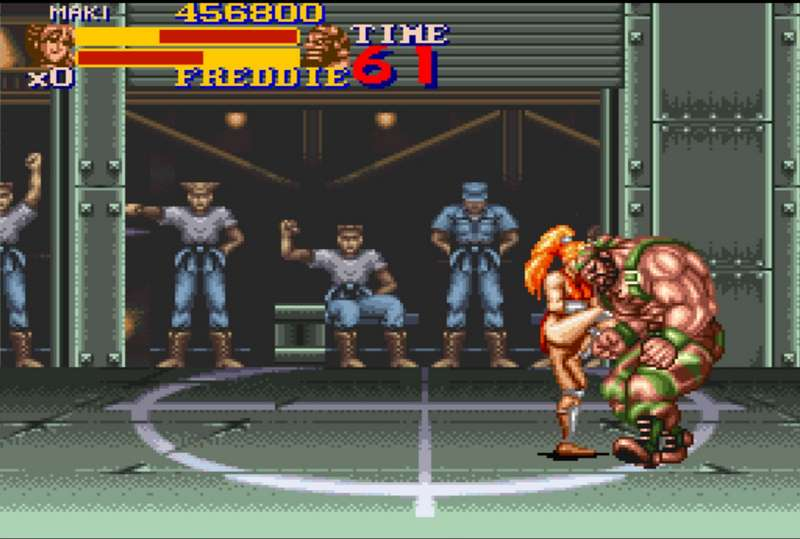 Final Fight 2 - SNES