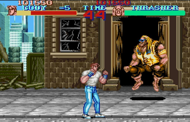 Final Fight - SNES
