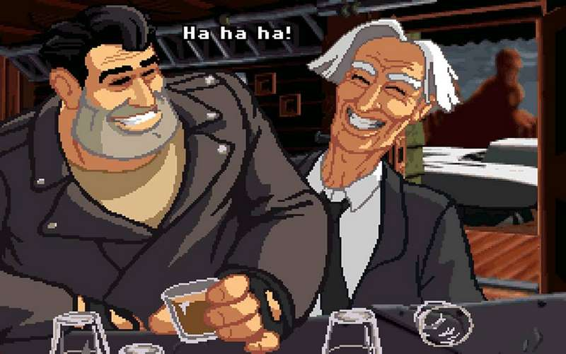 Full Throttle - Lucas Arts (1995)