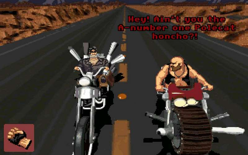 Full Throttle - Lucas Arts (1996)