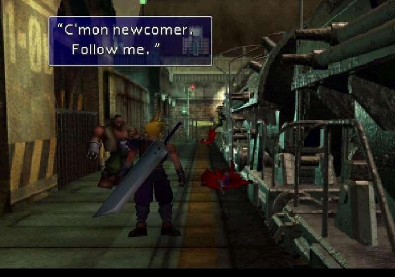 8. Final Fantasy VII