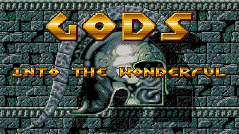 Gods - Amiga
