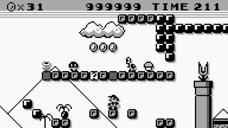 9. Super Mario Land