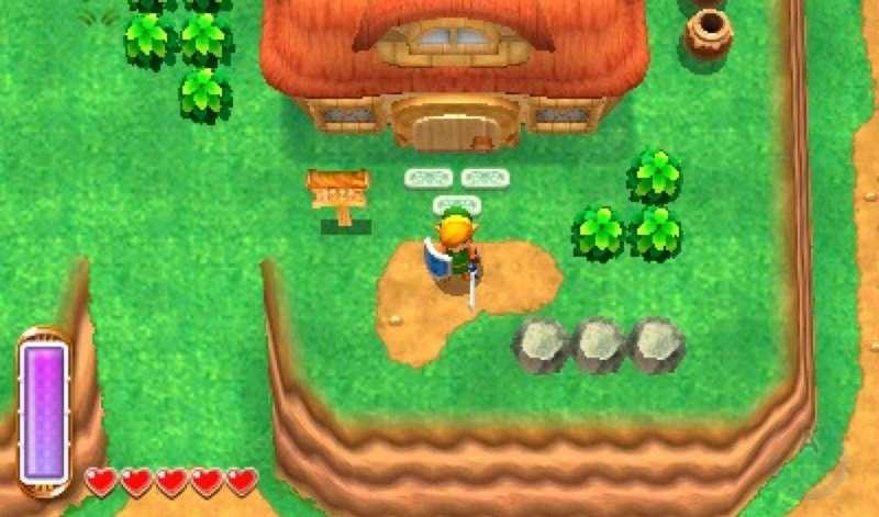 1. The Legend of Zelda: A Link Between Worlds