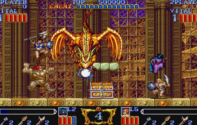 10. Magic Sword: Heroic Fantasy