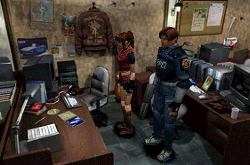 10. Resident Evil 2