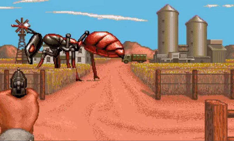 1. It Came from the Desert (Cinemaware, 1989)