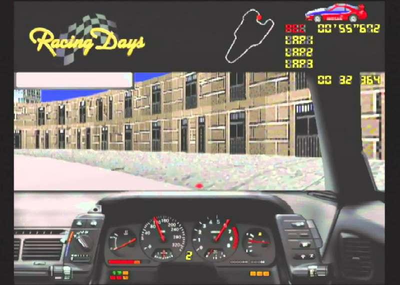 10. Racing Days