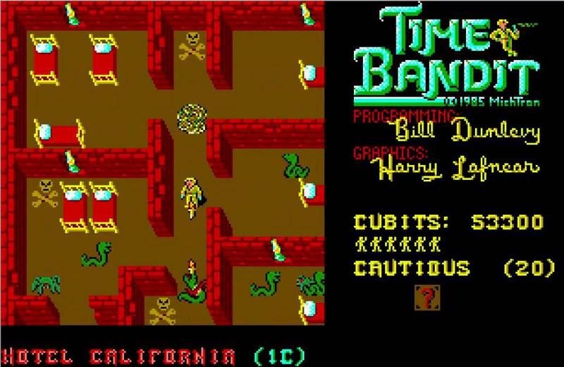 10. Time Bandit - 1983