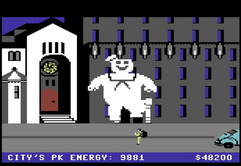8. Ghostbusters (Activision, 1984)
