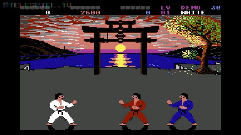 2. International Karate + (System 3, 1987)