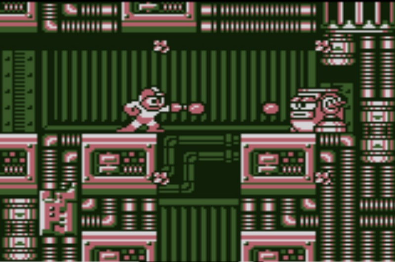 10. Mega Man V (Game Boy Classic)