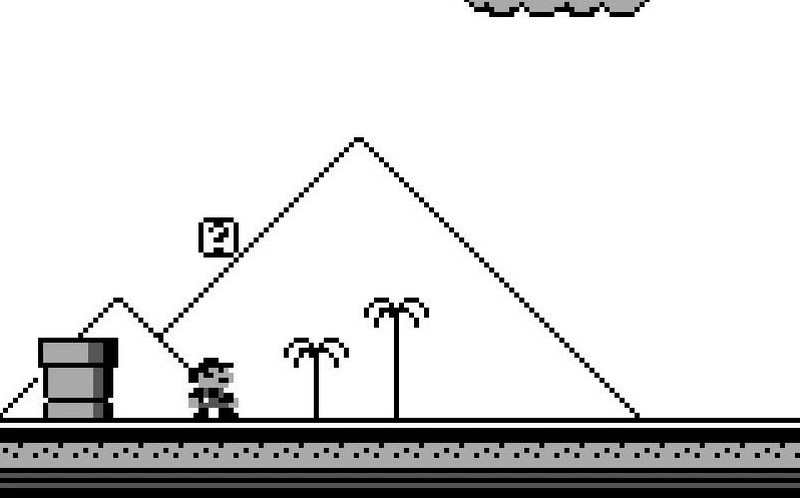 1. Super Mario Land (Game Boy Classic)