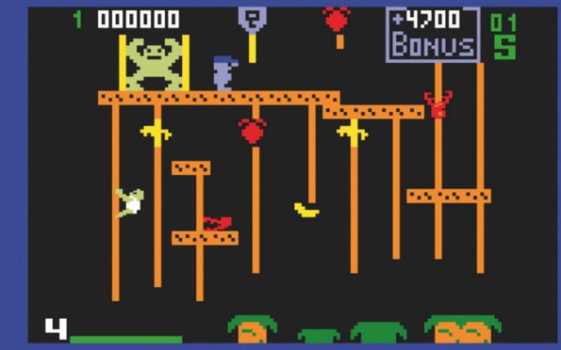 9. Donkey Kong Jr (1983)