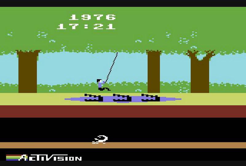1. Pitfall! (1982)