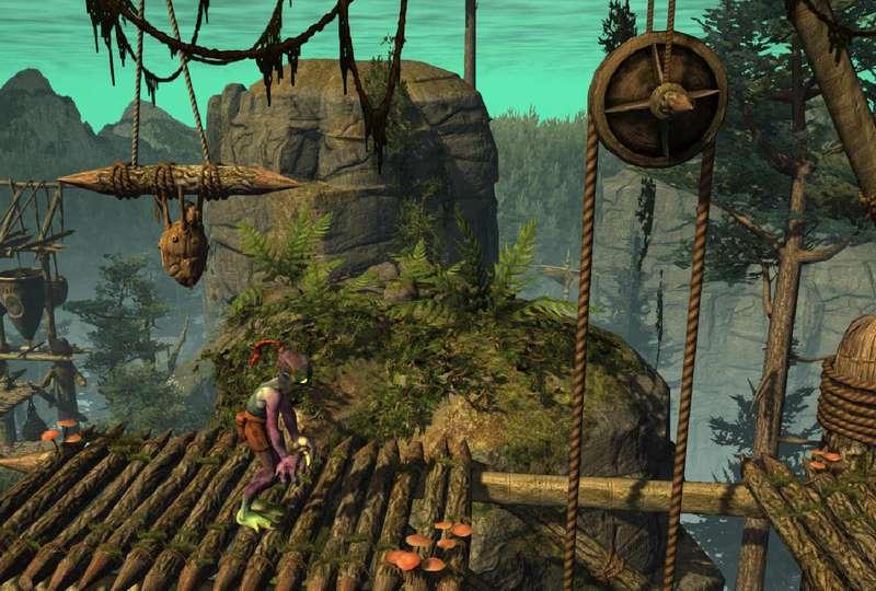 10. Oddworld: Abe's Oddysee