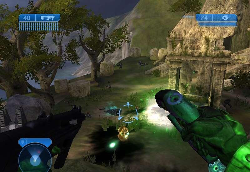 1. Halo 2