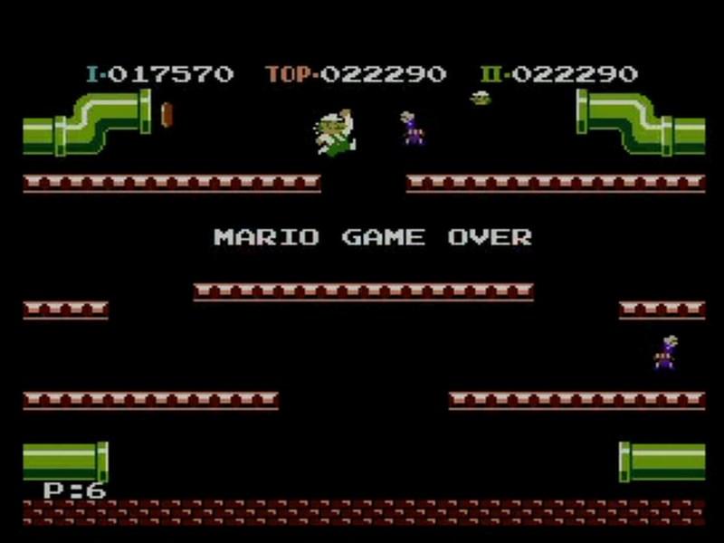 10. Mario Bros.