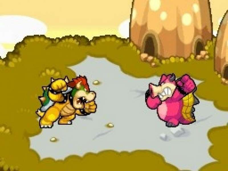8. Mario & Luigi: Bowser's Inside Story