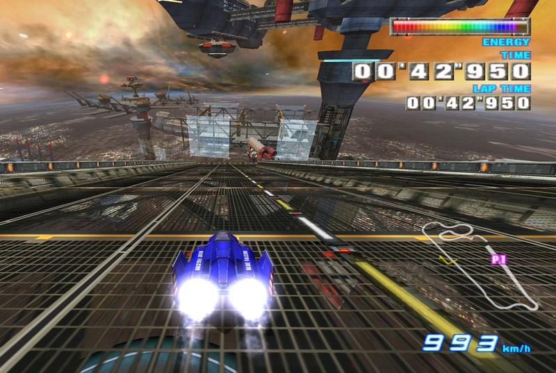 9. F-Zero GX
