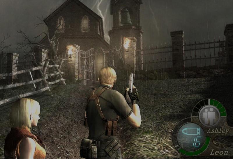 1. Resident Evil 4