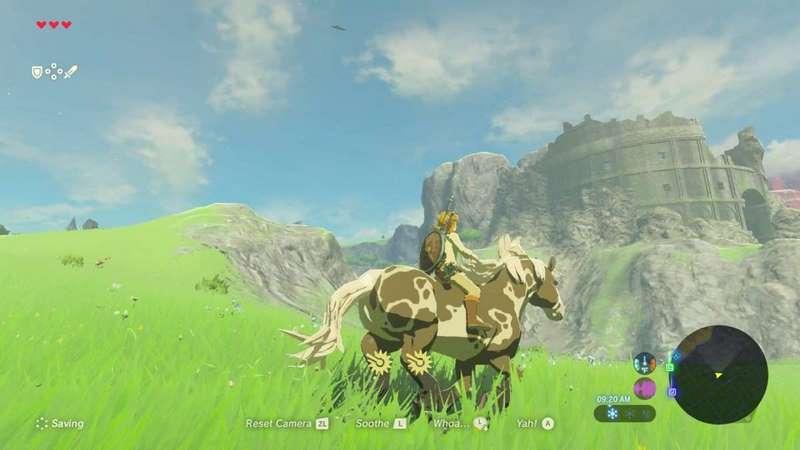 1. The Legend of Zelda: Breath of the Wild