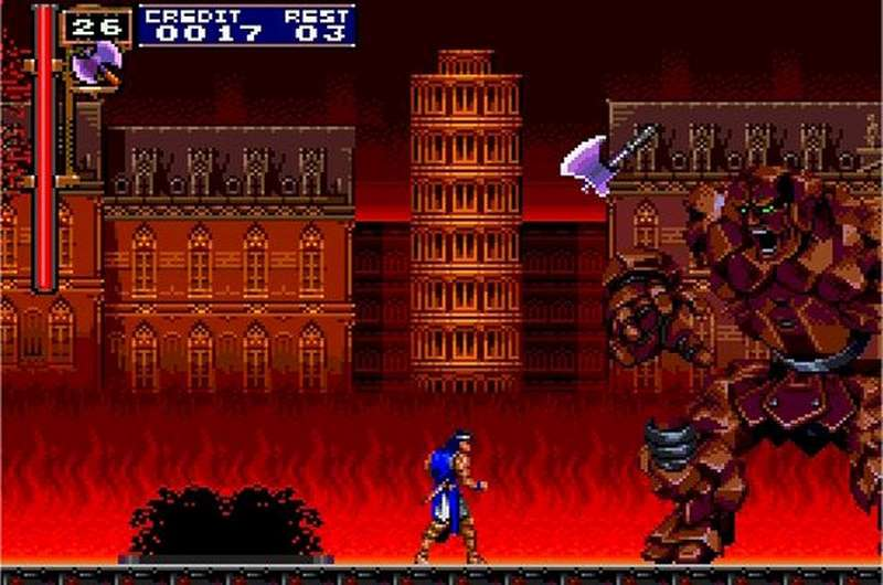 10. Dracula-X: Rondo Of Blood