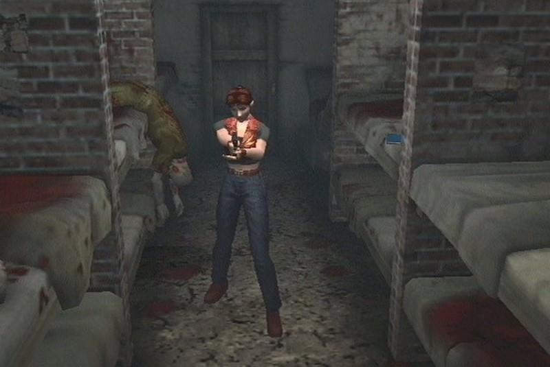 2. Resident Evil: Code Veronica (Capcom, 2000)