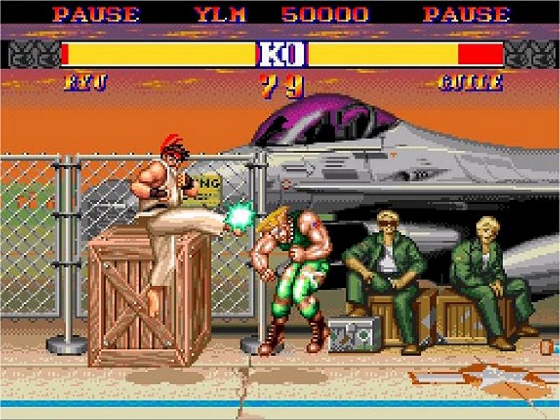 10. Street FIghter II (1991)