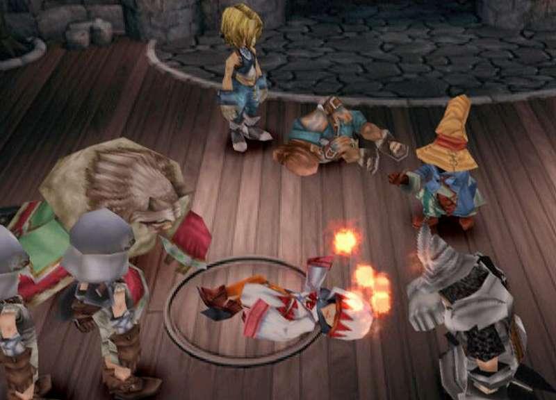 1. Final Fantasy IX