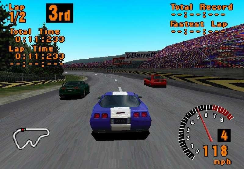 9. Gran Turismo 2