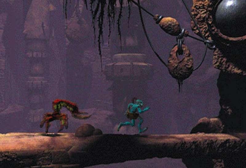 10. Oddworld Abes Oddysee