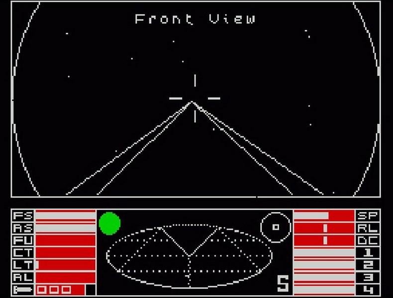 1. Elite – Firebird Games