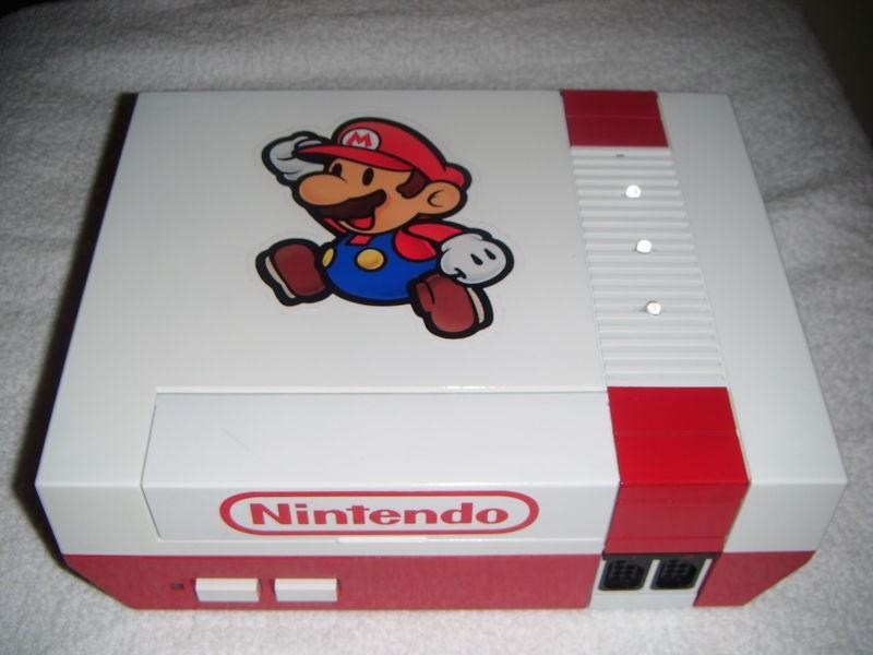 1. Super Mario