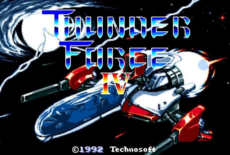 10. Thunder Force IV (1992)