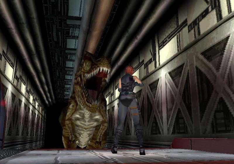 10. Dino Crisis