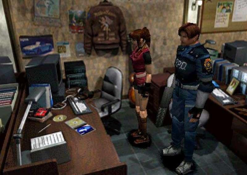 8. Resident Evil 2