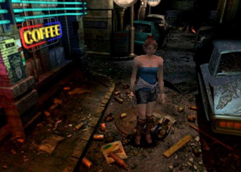 1. Resident Evil