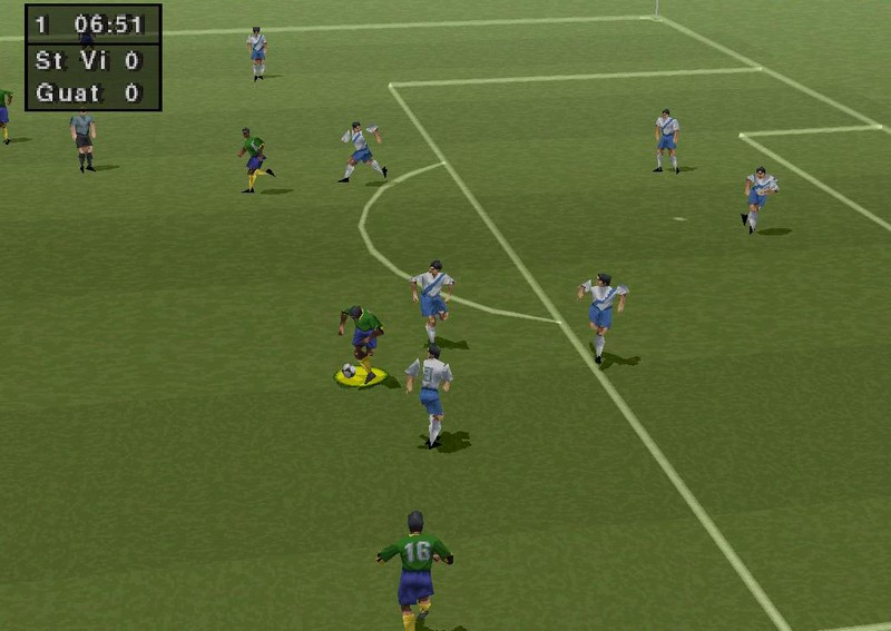 4. Fifa: Road to World Cup 98 (1998)