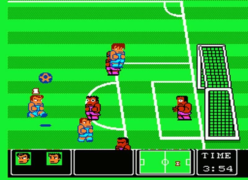 5. Nintendo World Cup (1990)