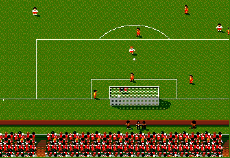 1. Sensible World of Soccer '95/'96 (1995)