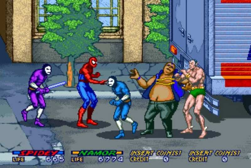 1. Spider-Man: The Video Game