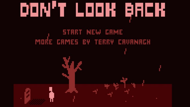 5. Don't Look Back