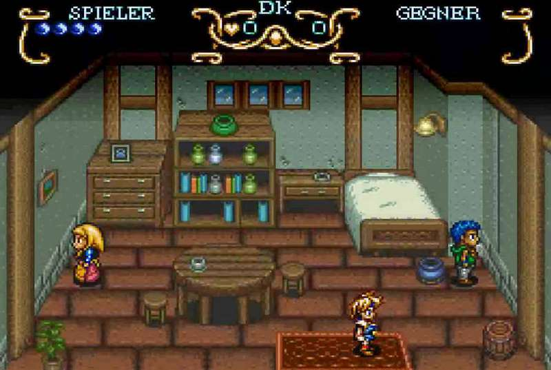 Illusion of Time - SNES