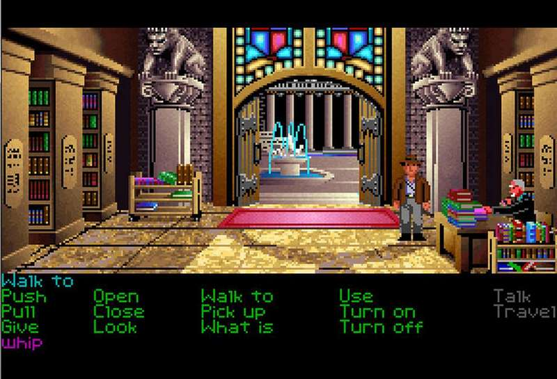 Indiana Jones and the Last Crusade - PC