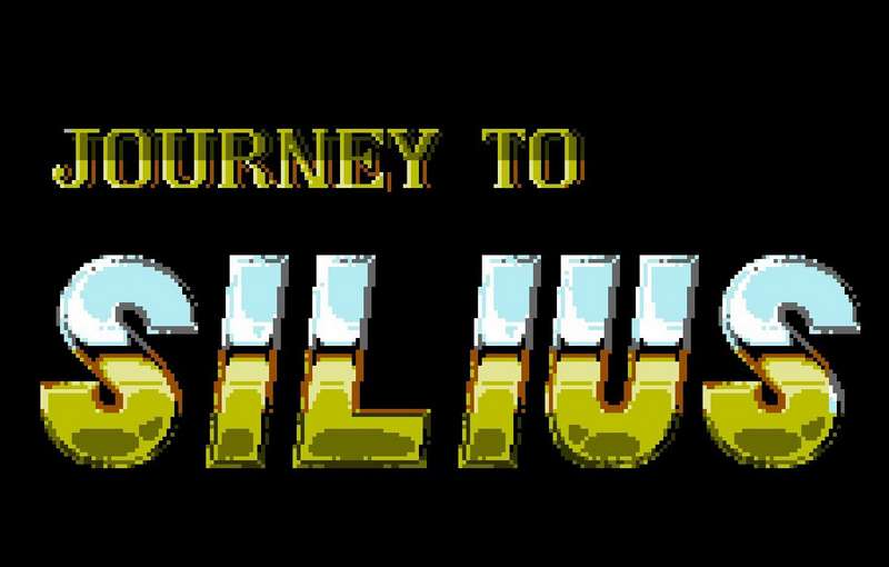 Journey to Silius - NES