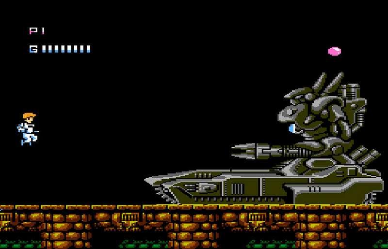 Journey to Silius - NES