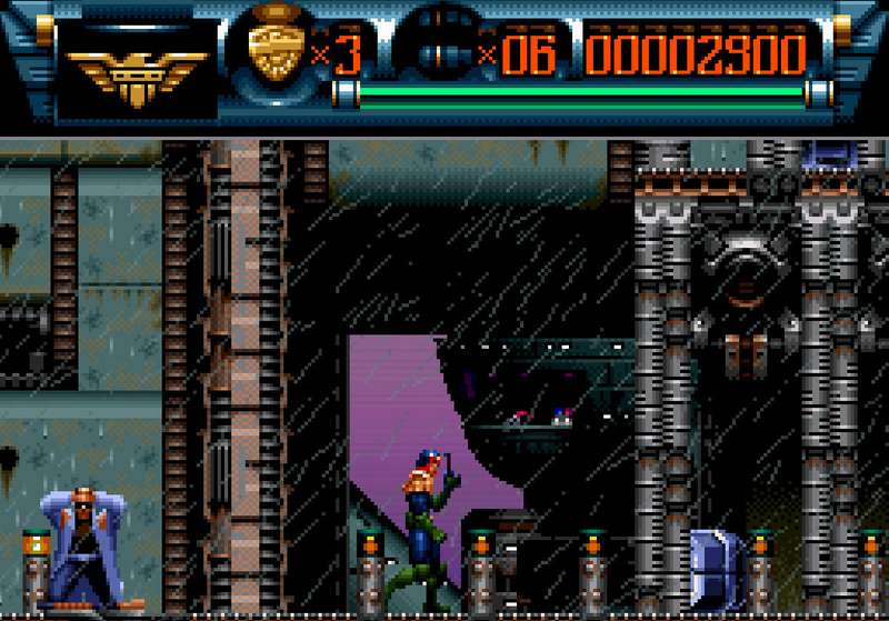 Judge Dredd - SNES